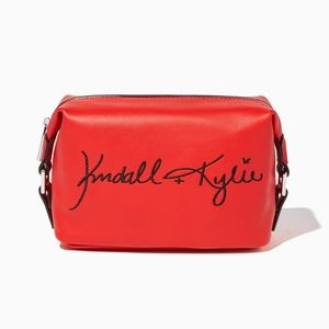 KENDALL AND KYLIE COSMETIC BAG